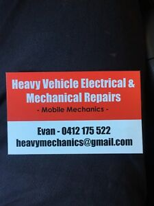 Hino Mechanic- Heavy Vehicle Mechanic