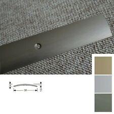 Übergangsprofil Aluminium Nr 459 , zum Schrauben, 90 cm Wölbschiene Neu