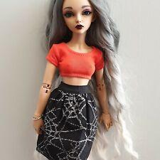 Halloween skirt for Minifee MNF slim msd bjd