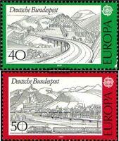 BRD (BR.Deutschland) 934-935 (kompl.Ausgabe) postfrisch 1977 Europa