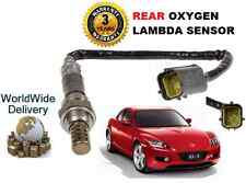 FOR MAZDA RX8 1.3 2.6 4/2008--> POST CAT REAR 02 OXYGEN LAMBDA SENSOR 5/6 SPEED
