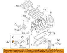 BMW OEM 07-13 328i 3.0L-L6 ENGINE-Oil Filter Housing Gasket 11428637821