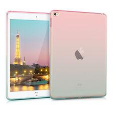 kwmobile Crystal Hülle Tpu Silikon für Apple Ipad Air 2 Zwei Farben Transparent