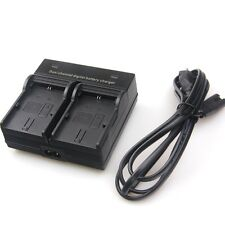 NB-10L Dual Channel Battery Charger For Canon PowerShot G3 X SX60 SX50 SX40 HS