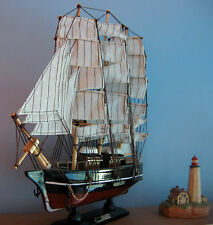 "Famous CUTTY SARK 12"" Long WOODEN SHIP MODEL Assembled and ready to Ship!"