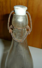 German Type John F Betz & Son Ltd BEER BOTTLE   PHILA . PA.