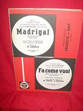 """Madrigal dal Film """"Il giardino di gesso"""" OST + LUCIA ALTIERI Fa come vuoi 1963"""