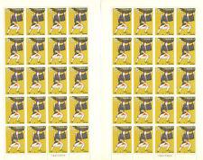 Japan MNH Lot of 5 Sheets Mint 15 Yean Nippon Face 1050 Yen