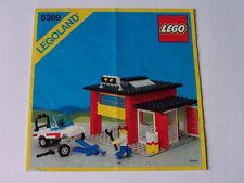 LEGO® Bauanleitung / Instruction Nr. 6369