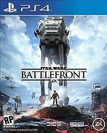 Star Wars: Battlefront (PlayStation 4, 2015) PS4 Brand New Sealed