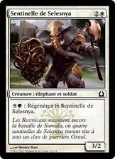 MTG Magic RTR - (x4) Selesnya Sentry/Sentinelle de Selesnya, French/VF