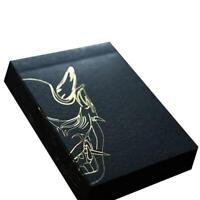 Hannya Playing Cards V1 Traditional Japanese mask Gold Foil deck