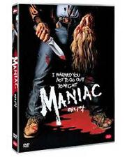 Maniac (1980) / William Lustig, Joe Spinell / DVD, NEW