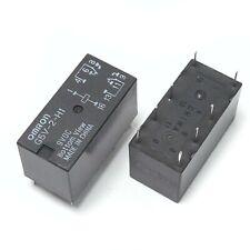 [10pcs] G5V-2-H1-DC9 Relay 9VDC 2A Rl=540 Ohm THT OMRON
