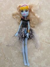 """Monster High 11"""" Doll ABBEY BOMINABLE WALMART EXCLUSIVE 13 WISHES"""
