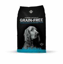 Diamond Naturals Grain Real Meat Recipe Dry Dog Food Natural Ingredients