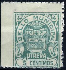 SELLO MUNICIPAL UTRERA 5 CTS