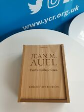 Jean M, Auel, Earth's Children Series, Wooden Collector's Edition