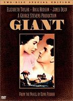 Giant / George Stevens, Elizabeth Taylor, Rock Hudson, 1956 / NEW