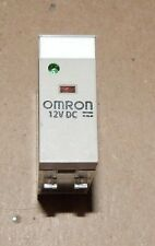 Omron Relay 8 Pin G2R-2-SN (S) 18Y7W2 Robot 12V DC 129N