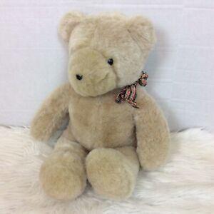 "Theodore Bearington 20"" Vintage 1979 North American Bear Company Stuffed Plush"