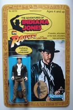 Custom Kenner Indiana Jones (Alternate) 3 3/4 Raiders Ark MOC ROTLA