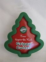 NEW Wilton Grippy Cutter - Christmas Winter Tree