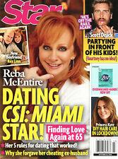Star Magazine October 26 2020 Reba McEntire Scott Disick Princess Kate