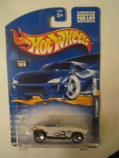 Hot Wheel 2001 Collector White '65 Corvette #109 (MIP) (017-17)