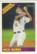2015 Topps Heritage Minor League #151 Nick Burdi  Chattanooga Lookouts