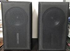 Rare Apogee Acoustics Centaurus Ribbon Monitor Speakers