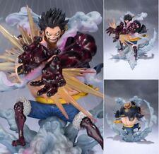 Figuarts Zero One Piece Monkey D. Luffy Gear 4 Leo Bazooka Figure New No Box