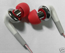 Pannu Gold HIGH BASS HANDSFREE HEADPHONE EARPHONE for Nokia Micromax Lava