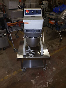 Crypto Peerless 10 litre Food Mixer on Stand (REF-1516/255)