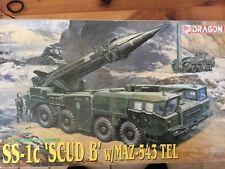 DRAGON 3520 SS-1c Scud B w/ maz-543 Tel 1:35