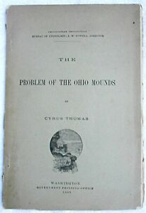 The Problem of the Ohio Mounds - 1889