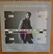 Ian Anderson ‎– Walk Into Light Vinyl LP Album 33rpm 1983 Chrysalis ‎– CDL 1443