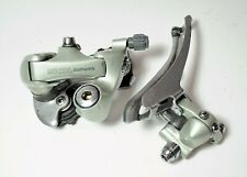 SHIMANO 105 ROAD BICYCLE 8 SPEED SHORT CAGE REAR DERAILLEUR BRAZE-ON FRONT 1056