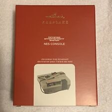 Hallmark 2020 Nintendo Nes Console Ornament Free Shipping