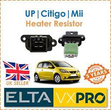 For VW UP +  Skoda Citigo + Seat Mii 1.0 2011- ELTA Interior Heater Resistor New