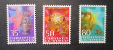 Liechtenstein Michel-Nr. 884-886 ** postfrisch - Weihnachten 1985