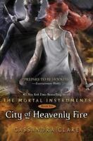 CITY of HEAVENLY FIRE by Cassandra Clare Book 6 (Hardback, 2014 1st Edition) WOW
