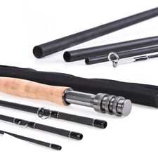 LEO Fly Fishing Rod 9' 4/5/6/7/8 Weight 4 Piece Trout Fly Rod Free Fast Shipping