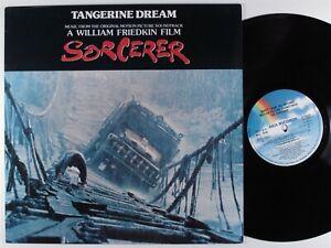 TANGERINE DREAM Sorcerer OST MCA LP NM/VG++ uk *