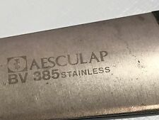 Aesculap BV385 CLOWARD (Modif.) Retractor System Blade