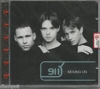 911 - Moving on - CD 1998 NUOVO SIGILLATO SEALED