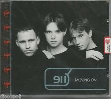 911 - Moving on - CD 1998 SIGILLATO SEALED