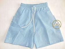 MISTRAL Boxer M Shorts Costume Beach Pantaloncini Azzurro Blue Vintage Mare 2005