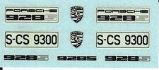 TAMIYA Decal pour 20016 1/20 Porsche 928S