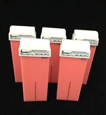 5 Wachspatronen Pink 100 ml,Wachsstation,Warmwachs,Enthaarung,Wachs € 2,20/100ml